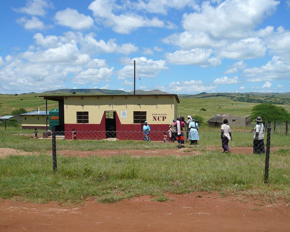 Hand in Hand NCP in Swasiland Afrika - Hilfsprojekte - Hilfsorganisation