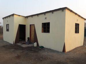 Hilfsprojekt Gogo Shongwe